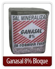 Ganasal 8% Bloque