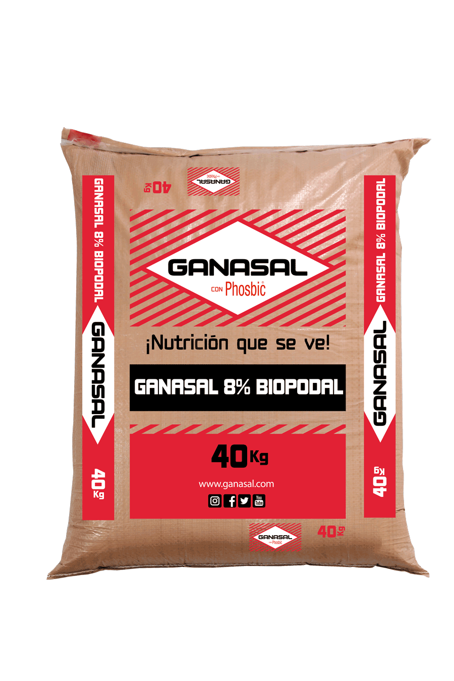 Ganasal 8% Biopodal