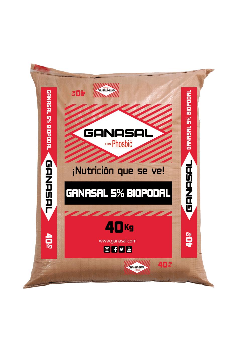 Ganasal 5% Biopodal